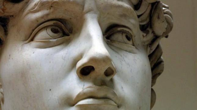 Каква ли би била анотацията на Микеланджело за неговия Давид? - Ако Рембранд и Микеланджело трябваше да кандидатстват за изложби днес