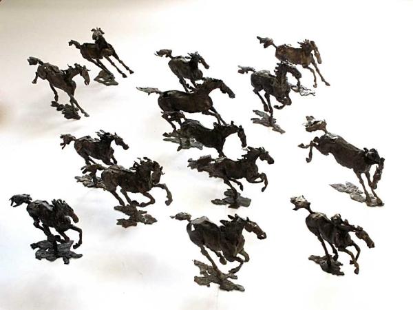 Horses-a