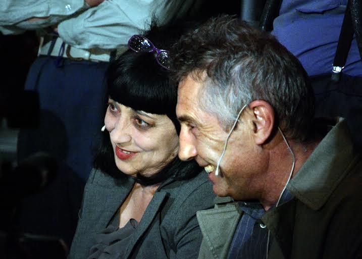 Мая Новоселска и Валентин Танев