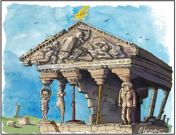 - Как Елада стана Гърция. Ама че великолепно сгромолясване, а?