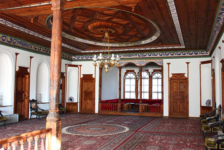 Интериор от Сарафската къща