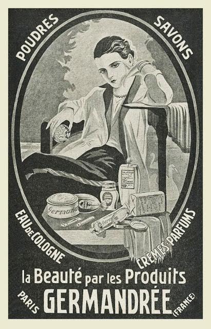 """Реклама на """"Жермандре"""""""