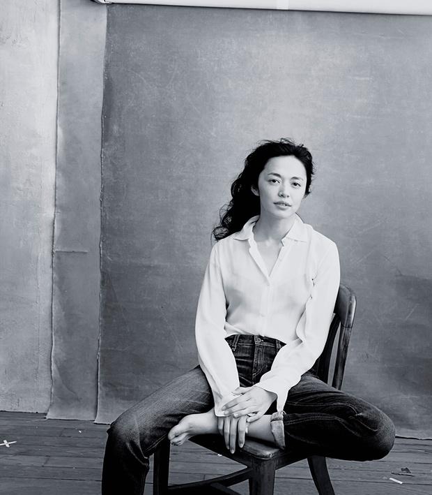 Яо Чен, която има 70 милиона почитатели в социалните медии в Китай, е филмова и тв актриса.