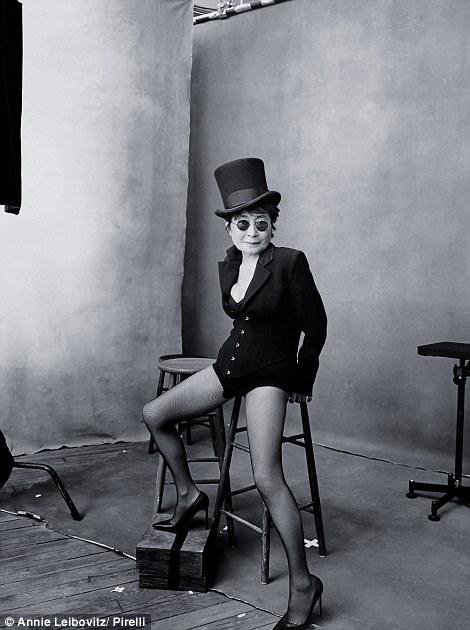Йоко Оно е художник, концептуален артист, композитор, a автор на филми, музикант, политически активисти и бе омъжена за Джон  Ленън.