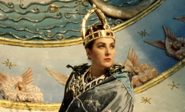 """Гена Димитрова, световно призната като една от най-добрите изпълнителки на Абигайл от """"Набуко"""". - Големите сопрани на България"""
