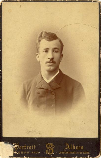 Димитър Петров Кудоглу, 1886 г.