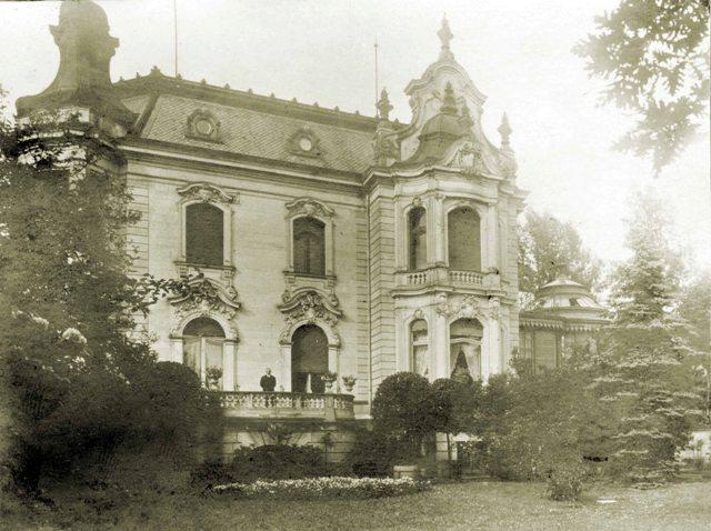 Домът на семейство Кудоглу в Дрезден