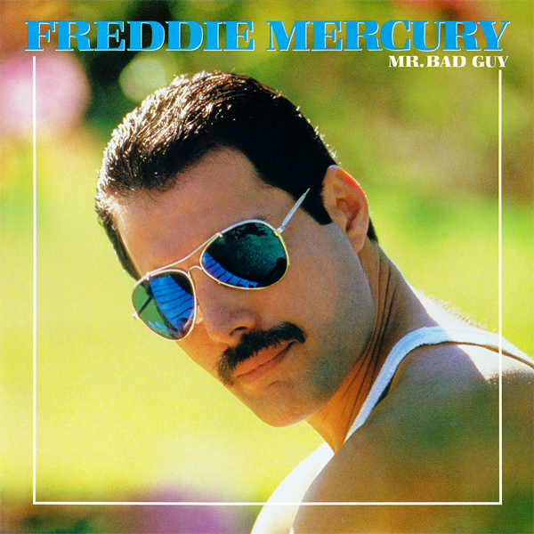 Mr Bad Guy, един от соловите албуми на Фреди Меркюри