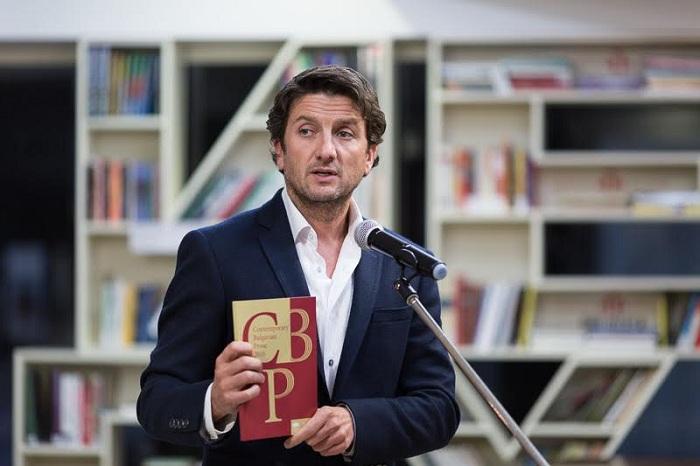 Мирослав Боршош представя каталога