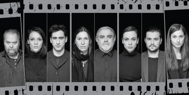 Осем актьори влизат в спектакъл по четири произведения на Чехов. - Чехов, четири в едно