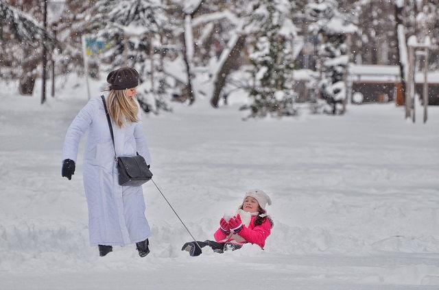 Българските семейства рядко се решават на повече от едно дете. Снимка: Емил Георгиев - Не искам такава родина за децата си