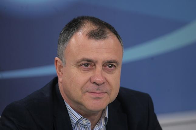 """Александър Велев се посочва, че двете страни """"очевидно"""" """"се ръководят от различни принципи. Снимка: БГНЕС"""