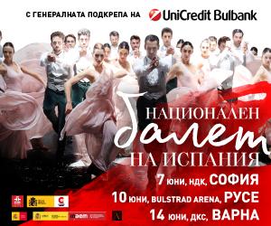 Национален балет на Испания