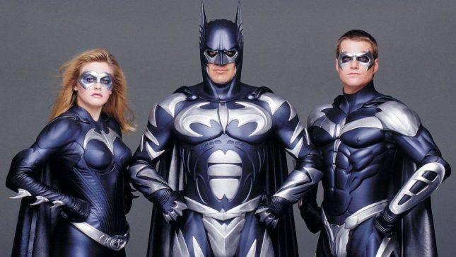 """""""Батман и Робин"""" бе продължение на друг супергеройски блокбъстър на Джоуел Шумахер — """"Батман завинаги"""" от  1995 г.  - Извинение за """"Батман и Робин"""", 20 години по-късно"""