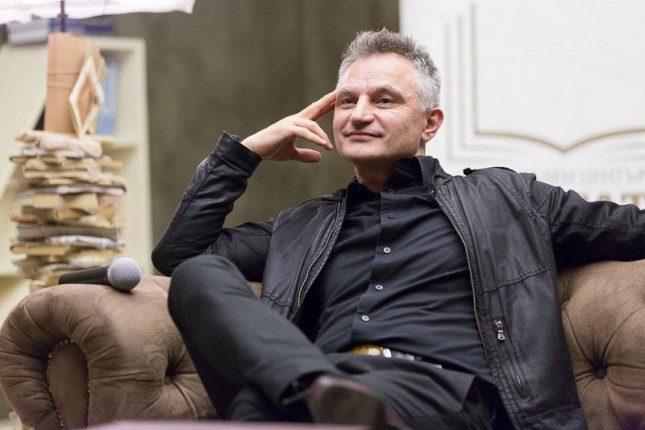 """Новият роман на Захари Карабашлиев се чака отдавна. Снимка: НДК, архив - Откъс от """"Хавра"""" на Захари Карабашлиев"""