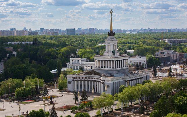 """ВДНХ, където ще е панаирът, е наричан """"Москва в Москва"""". - Български писатели на Панаира на книгата в Москва"""