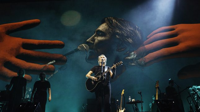 """Концертът на Роджър Уотърс ще бъде в """"Арена Армеец"""". Снимка: СМЕ - Роджър Уотърс през май в """"Арена Армеец"""""""