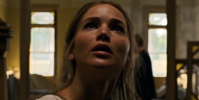 """Дженифър Лоурънс е в главната роля в """"Майка"""" на Дарън Ароновски. - Най-лошият филм на годината? Не и според Марина Абрамович"""