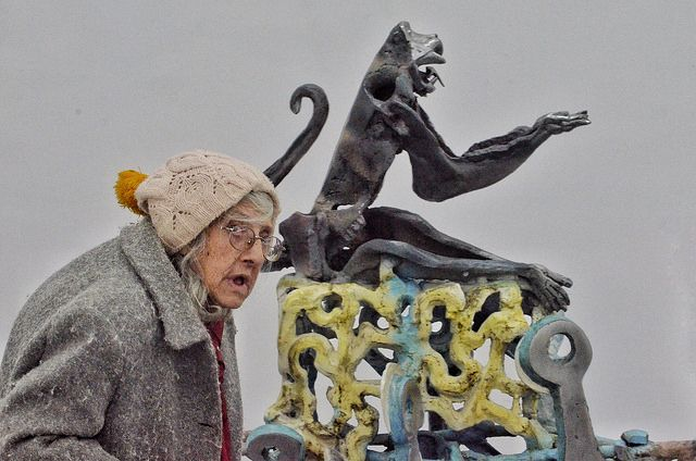 """Изложбата на Крум Дамянов в столичната галерия """"Райко Алексиев"""" е задължителна за ценителите. Експозицията може да бъде видяна до 23 октомври. Снимки: авторът - Дивотия на духа (снимки)"""