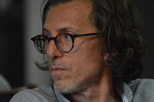 Сега пред българския зрител предстои да види Галин Стоев в две режисьорски превъплъщения – и в театъра, и в киното. Снимка: Емил Георгиев - Галин Стоев: Обществото ни отрича болката