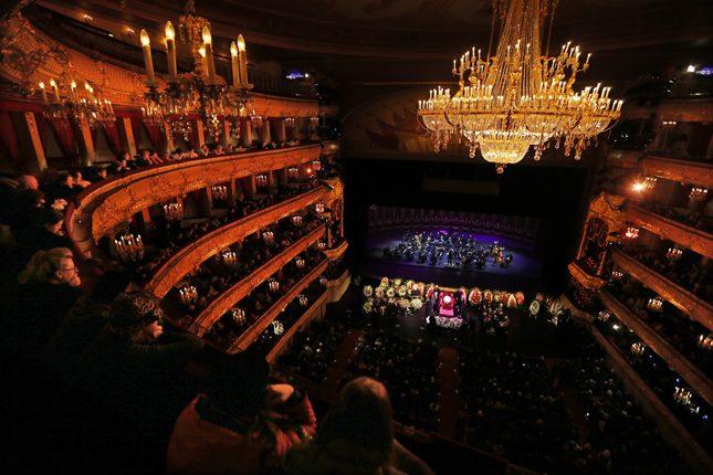 Софийската опера и балет заминава с шест представления към историческата сцена на Болшой театър. Снимка: ЕПА/БГНЕС, архив - Български опера и балет в Болшой театър