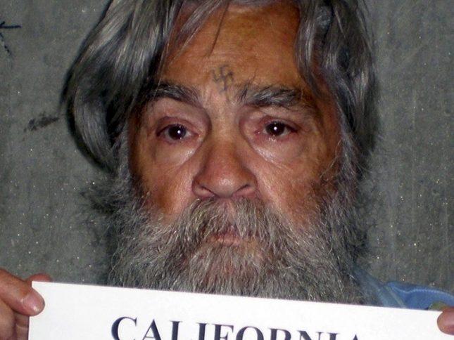 Чарлс Менсън през 2012-а. Снимка: ЕПА/БГНЕС - Почина убиецът Чарлс Менсън, водач на култ