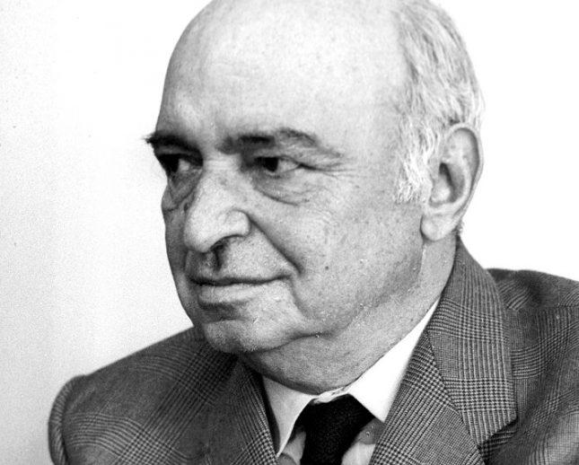 Павел Вежинов (1914 - 1983). Снимка: БТА - Космосът на Вежинов (откъс)