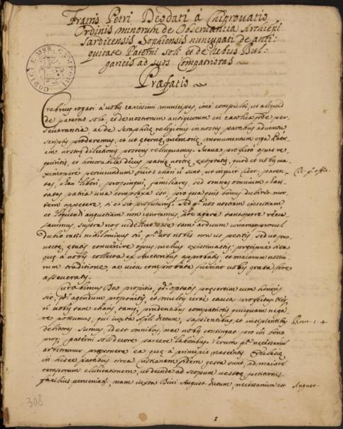 Открит е ръкопис на първата българска история, писан един век преди Паисий