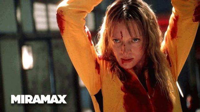 """Ума Търман във филма на Куентин Тарантино """"Убий Бил, продуциран от компанията на Уайнстийн """"Мирамакс"""" - Ума Търман към опозорения Уайнстийн: Радвам се, че става бавно – ти не заслужаваш куршум"""