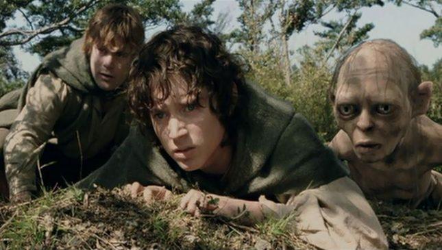 """Сам, Фродо и Ам-гъл гледат с недоверие към предстоящия сериал. - Снимат сериал по """"Властелинът на пръстените"""""""