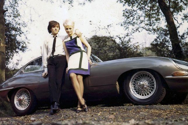 """Ерик Стюарт и съпругата му Глория, 1970 г. Снимка: Личен архив на Ерик Стюарт - Тя получи обяснение в любов, без да чуе """"обичам те"""" (видео)"""