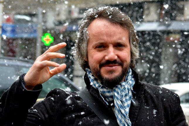 Снимка: Румен Добрев - Руси Чанев и песента на глухарите