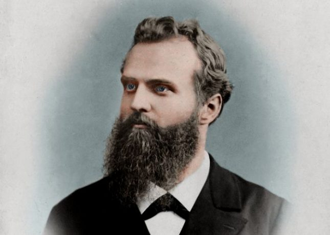 Константин Иречек (1854 - 1918) - Влюбеният Иречек