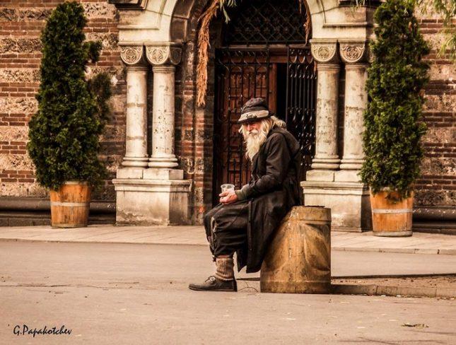 Дядо Добри си отиде на 103 г. Снимка: Георги Папакочев - Добрият Дядо Добри