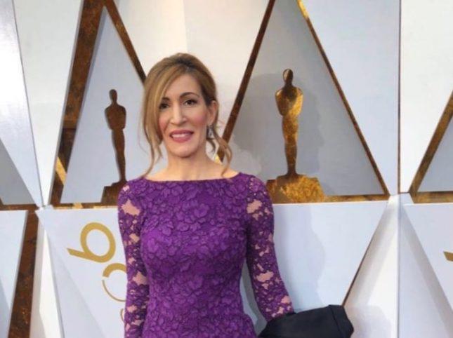"""Министърът на туризма Николина Ангелкова като гост на наградите """"Оскар"""" на 4 март в """"Долби тиътър"""", Холивуд. Снимка: Личен Архив - Ангелкова – министър в Холивуд"""