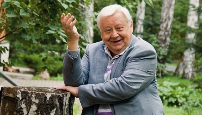 Олег Табаков (1935 - 2018) - Почина Олег Табаков, национално богатство на Русия