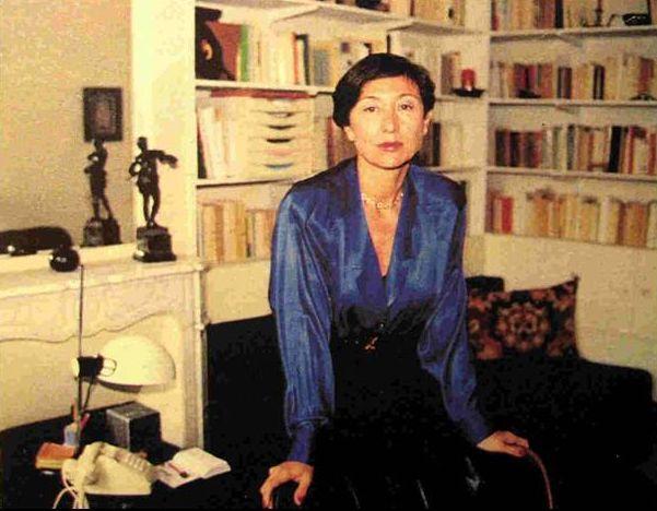 Юлия Кръстева е била по-скоро обект на наблюдение, отколкото агент на Държавна сигурност. Снимка: Kristevacircle.org - Досието на Юлия Кръстева: Няма нито ред, написан от нея