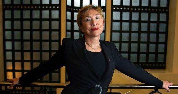 Юлия Кръстева. Снимка: Личен архив - Питам