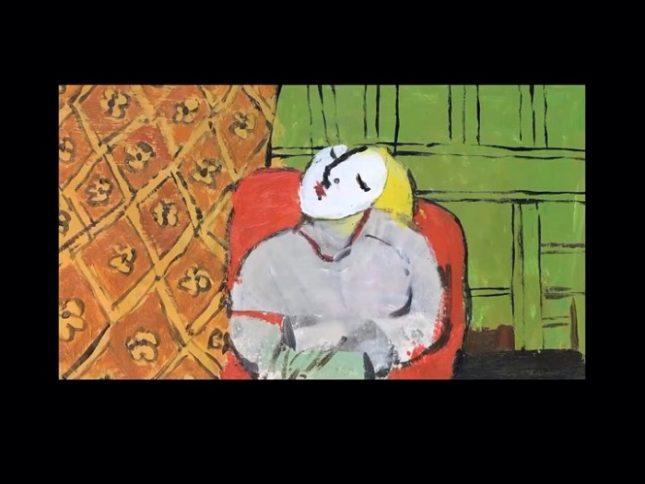Кадър от филма на Као Шу - Пет хилядолетия история на изкуството в една минута (видео)