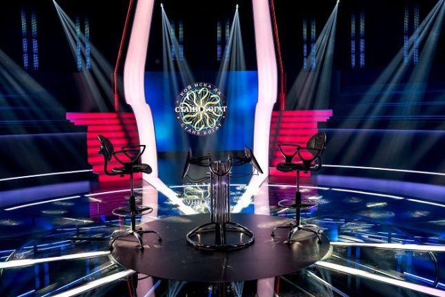 """Играта """"Стани богат"""" тръгва в ефира на БНТ на 1 април. Голямата награда е 100 хил. лв. Снимка: БНТ - Търкай, народе, и """"Стани богат""""!"""