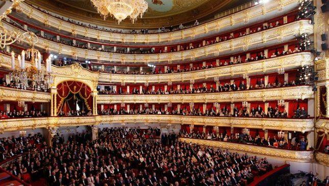 Публиката в Болшой театър ще види шест представления на Софийската опера и балет. - Софийската опера и балет на гастрол в Болшой театър