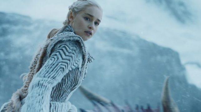 """""""Краят ще бъде такъв, какъвто никой не очаква"""", де факто не каза нищо за """"Игра на тронове"""" Емилия Кларк. - Твърди, че не знае какъв е краят на """"Игра на тронове"""""""