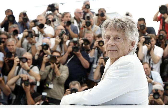 Новият психотрилър на Полански на фестивала в Кан