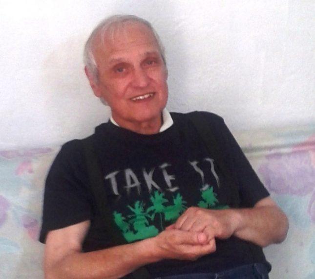 Борис Гуджунов, 5 юли 2014-а, Петрич. Снимка: Личен архив - Три години, откакто ни напусна Борето Гуджунов