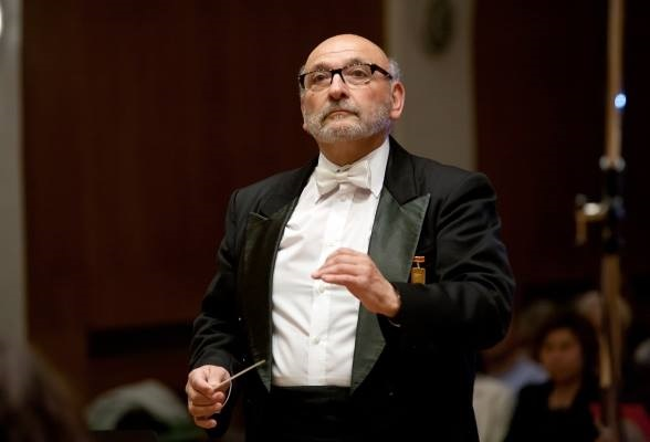 Бедрос Папазян (1947 - 2018) - Почина диригентът Бедрос Папазян