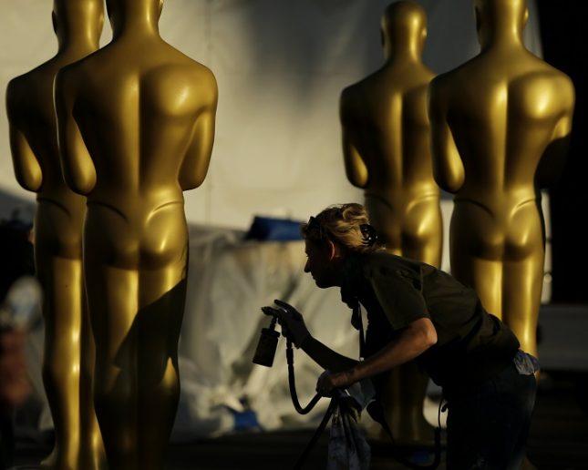 """Решенията на Американската филмова академия бяха приети като опит на излъчващата компания АВС (собственост на """"Дисни"""") да върне високия рейтинг на церемонията, след като тази година той достигна своята най-ниска точка. Снимка: ЕПА/БГНЕС - Холивуд срещу новата категория на наградите """"Оскар"""""""