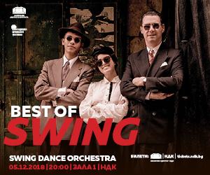 Best of swing   Swing dance orchestra