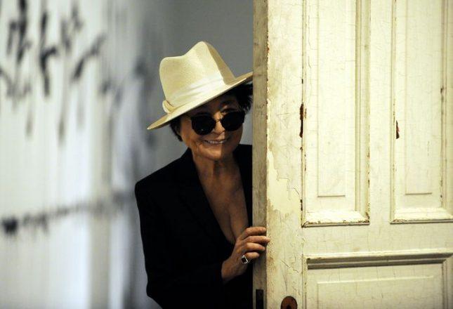 """Новият албум на Йоко Оно """"Warzone"""" ще излезе на 18 октомври. Снимка: ЕПА/БГНЕС - Йоко Оно с кавър на """"Imagine"""" за рождения ден на Ленън (видео)"""