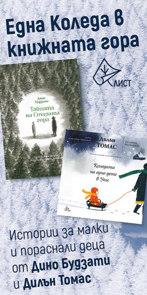 Една Коледа в книжната гора